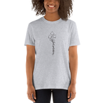 Magic Mushrooms, Unisex T-Shirt,t-shirt - verb.ly