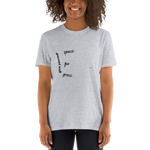 Give Yourself Space for Grace, Unisex T-Shirt,t-shirt - verb.ly