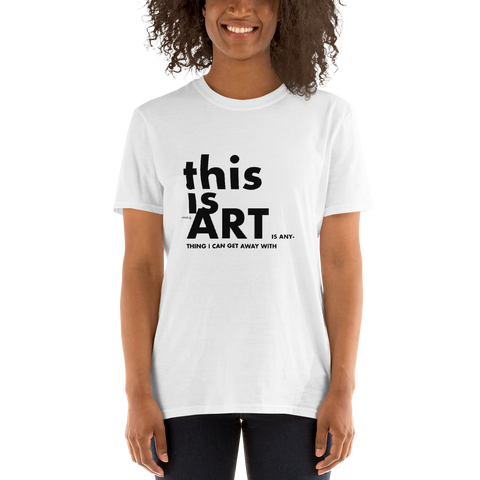 Art T-Shirt – Marshall McLuhan,t-shirt - verb.ly
