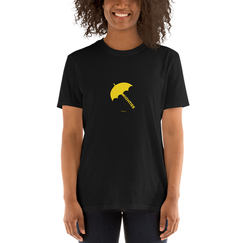 Funny-Tshirt-Umbrella Revolution, Unisex T-Shirt-www.verb.ly