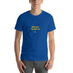 Bollox to Brexit, Unisex T-Shirt,t-shirt - verb.ly