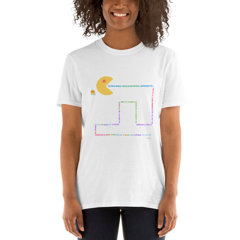 Pacman Psychedelics Unisex T-Shirt,t-shirt - verb.ly
