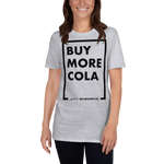 Billboard Unisex T-Shirt – Buy More Cola,t-shirt - verb.ly