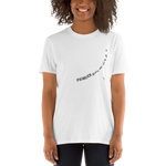 Imagination Gives Me Wings, Unisex T-Shirt, - verb.ly