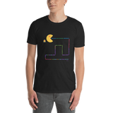Pacman Psychedelics Unisex T-Shirt
