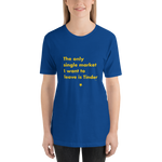 Brexit Tinder Unisex T-Shirt,t-shirt - verb.ly