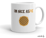 Asperger's Mug,mug - verb.ly