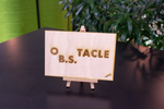 OB.S.TACLE Desk Art, - verb.ly