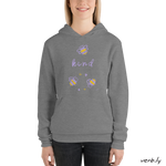 Bee Kind 2 Bees unisex hoodie,hoodies - verb.ly