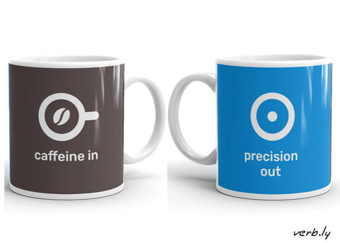 Work sample: Engineers' Cup,mugs - verb.ly