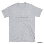"Funny-Tshirt-Say ""Not Ok Google"" – Unisex T-Shirt-www.verb.ly"