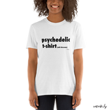 Psychedelic T-Shirt (unisex),t-shirt - verb.ly
