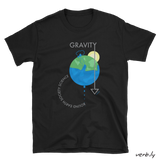 Round Earth Society T-Shirt,t-shirt - verb.ly