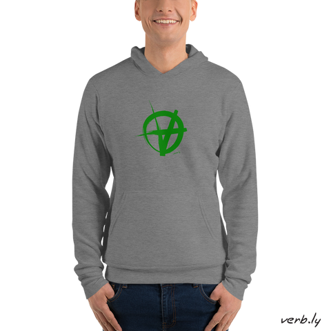 Vegan Anarchy unisex hoodie,hoodies - verb.ly