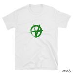 Vegan Anarchy, Unisex T-Shirt,t-shirt - verb.ly