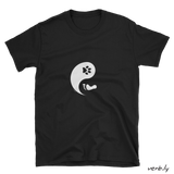 Yin-yang Cat – Unisex T-Shirt,t-shirt - verb.ly