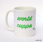World Cuppa Mug,mug - verb.ly