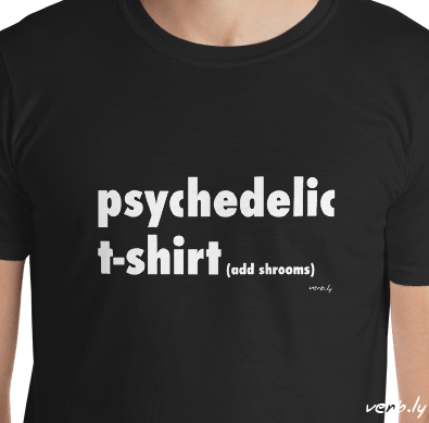 Free-Thinkers'-Tshirt-Psychedelic T-Shirt (unisex)-www.verb.ly