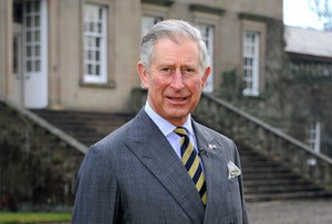 Ross Barr at Royal Event to celebrate Wool