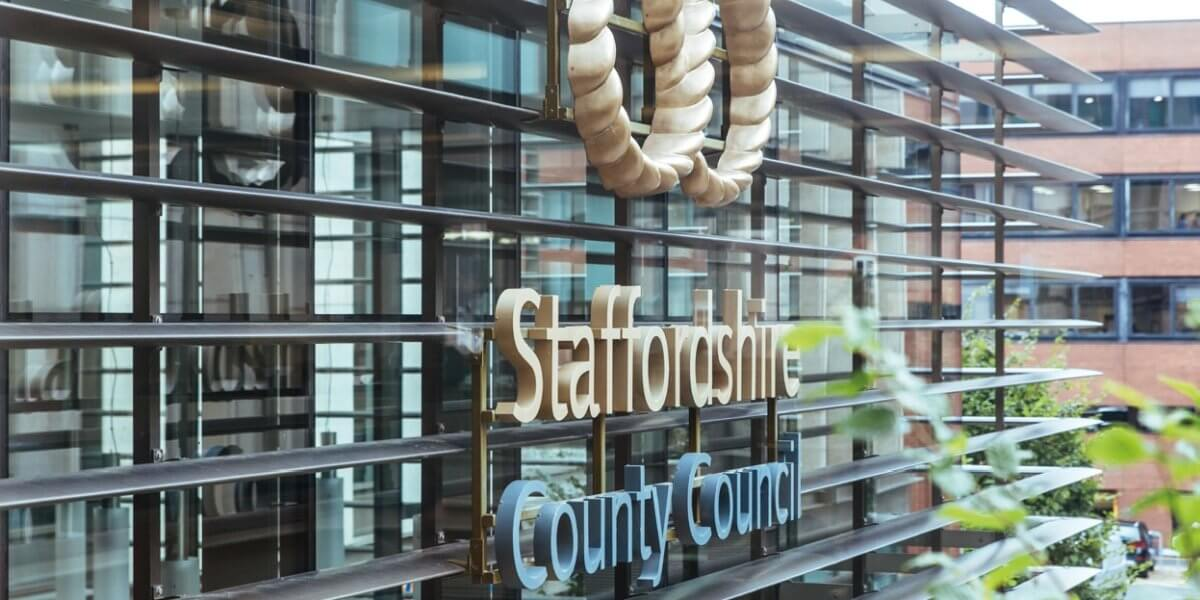 Case Study: Staffordshire County Council boosts employee satisfaction through a 'smart working' rollout