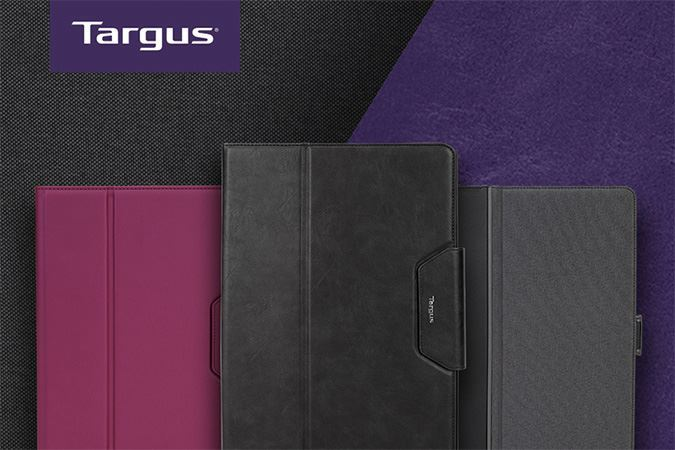 New Targus Tablet Cases Enhance the Functionality of the Just-Announced Apple® 10.5-inch iPad Pro® and 12.9-inch iPad Pro