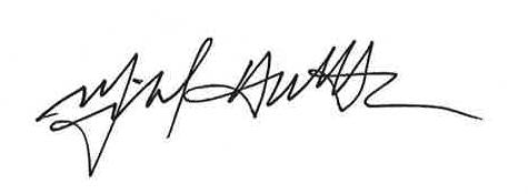 Mikel H Williams signature