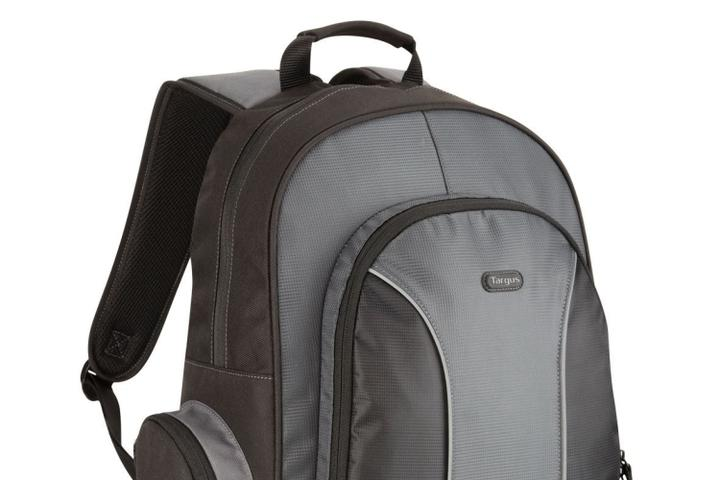 Targus black and grey laptop backpack