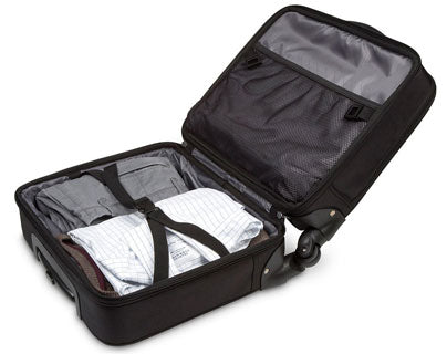 rolling laptop bag business travel
