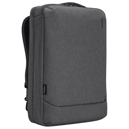 """Targus 15.6"""" Cypress Convertible Backpack with EcoSmart in Light Grey"""