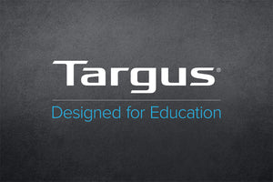 Targus Logo With Education Slogan