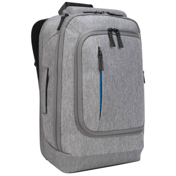 targus uk citylite business travel backpack in grey