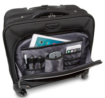 wheeled overnight travel bag for women