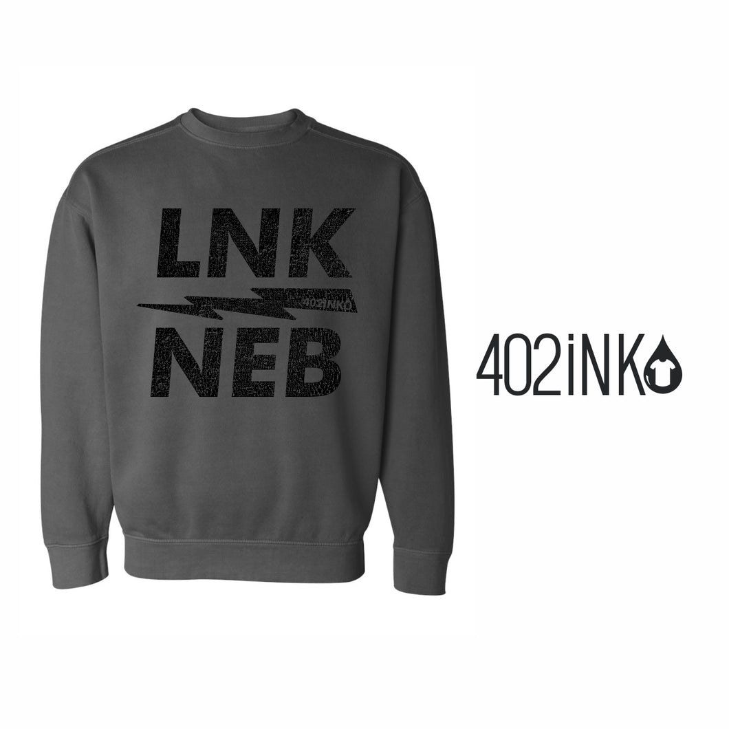 LNK Sweatshirt - Pepper