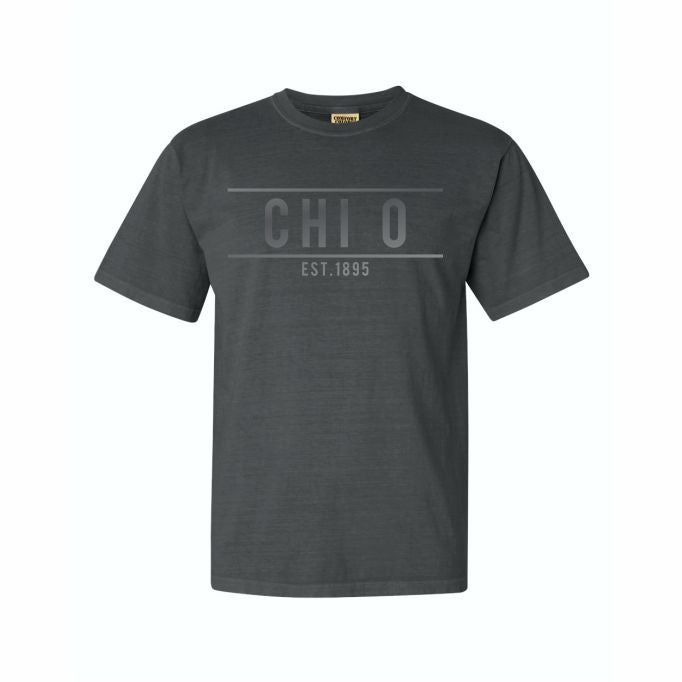 Chi Omega - Mineral Tee