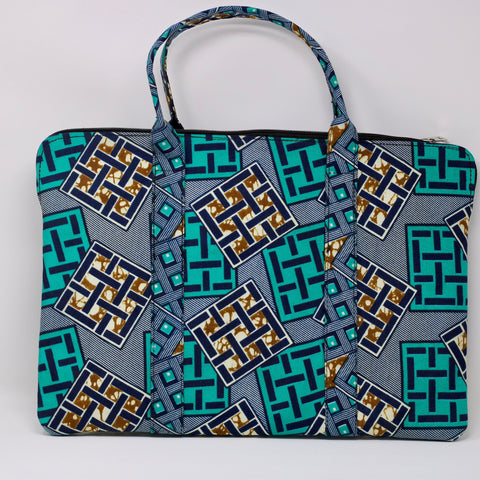 AFrik Ankara Laptop Bag2