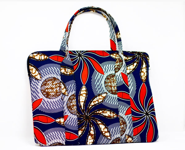 AFrik Ankara Laptop bag 4