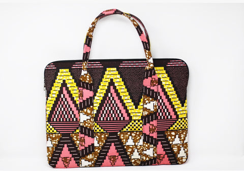 AFrik Ankara Laptop bag3