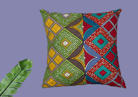AFrik Ankara Pillow