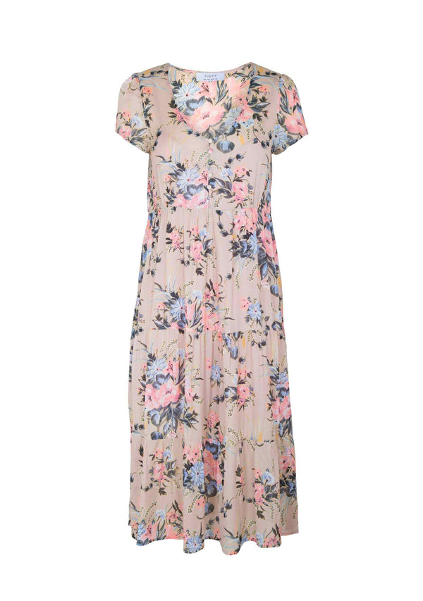 Scarlett Fine Day Dress Blush