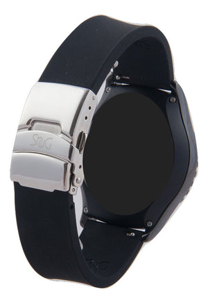 Fossil Q Explorist 22mm SnuG replacement watchband