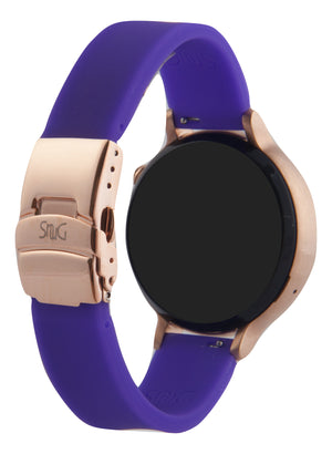 Fossil Q Accomplice 16mm SnuG watchband