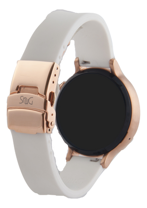 Women's Moto 360 16mm SnuG watchband with Bonus Free matching bumper case