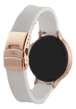 Fossil Q Wander 22mm SnuG replacement watchband