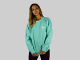 Crewneck Mint - COLORS