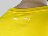 T-shirt Yellow - Homme
