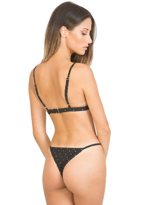 Load image into Gallery viewer, MALIBU BOTTOMS - Polka Dot