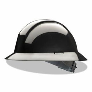 Honeywell North, Everest Hard Hats, 6 Point, Full Brim, Black A49R110000