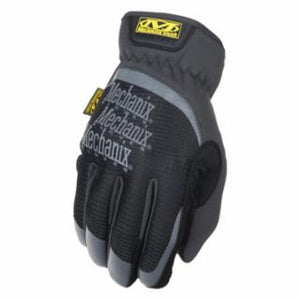 Mechanix Wear FastFit Gloves, Black, Various Sizes