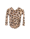 Cheetah One Piece Swim Collection