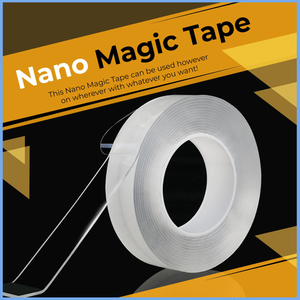 MagicTape™ Double-Sided Adhesive Traceless Tape